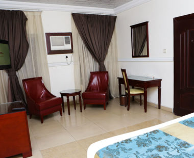 The Hotel Rooms